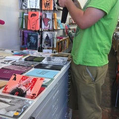 Photo taken at Domy Books by whitney l. on 5/26/2012