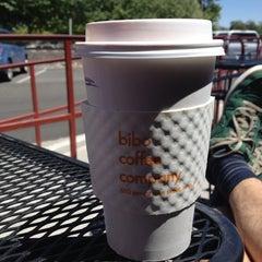 Photo taken at Bibo Coffee Company by Cristián D. on 6/8/2012