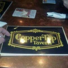 Photo taken at CopperTop Tavern by José Miguel L. on 5/12/2012