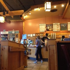 Photo taken at Caribou Coffee by Boltman on 9/3/2012