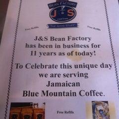 Photo taken at J&S Bean Factory by Kira S. on 7/18/2012