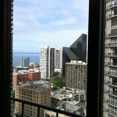 Photo taken at The Westin Seattle by Ross S. on 8/2/2012