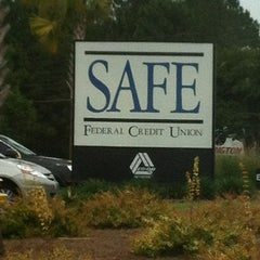 Photo taken at SAFE Federal Credit Union by Chris D. on 6/4/2012