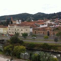 Photo taken at Hostal Casa del Barranco by Amie C. on 7/9/2012