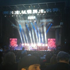 Photo taken at Toyota Amphitheatre by Brian A. on 8/5/2012