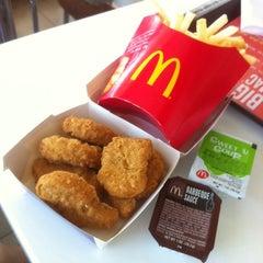 Photo taken at McDonald's by Vanessa K. on 6/9/2012