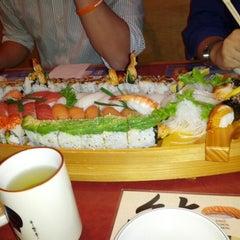 Photo taken at Sakura Ichiban Japanese Cuisine by Matthew M. on 8/23/2012