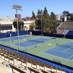 Photo taken at UCLA Los Angeles Tennis Center by Natalie L. on 7/1/2012