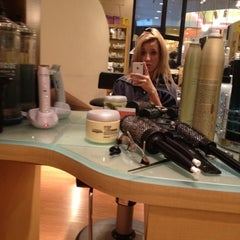Photo taken at Rainbow Salon & Day Spa by Jessica T. on 2/17/2012