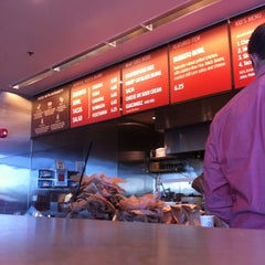 Photo taken at Chipotle Mexican Grill by Griff H. on 9/6/2012