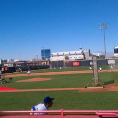 Photo taken at Earl E. Wilson Baseball Stadium by Brett E. on 2/10/2012