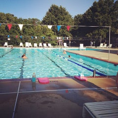 Photo taken at Indian Lakes Stingrays Swim Team by Gerry M. on 7/31/2012