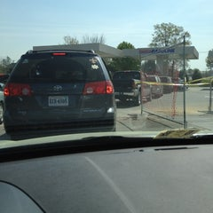 Photo taken at Costco Gasoline by Monica H. on 3/23/2012
