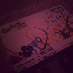 Photo taken at Green Box Karaoke by nurul aisyah r. on 2/24/2012