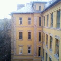 Photo taken at ELTE-PPK IZU by Marci N. on 2/20/2012