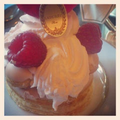 Photo taken at Ladurée by Michele L. on 7/23/2012