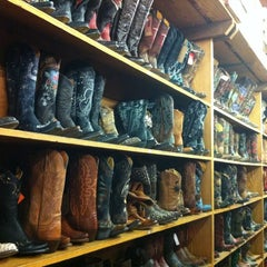 Photo taken at Allens Boots by Brenda E. on 3/16/2012