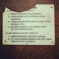 Photo taken at Jabatan Akauntan Negara Malaysia Negeri Perak by WAQ j. on 4/13/2012