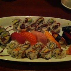 Photo taken at Wasabi's by Tabatha on 9/13/2012