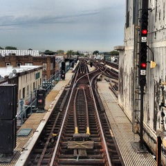 Photo taken at MTA Subway - Ozone Park/Lefferts Blvd (A) by Izzy D. on 9/6/2012