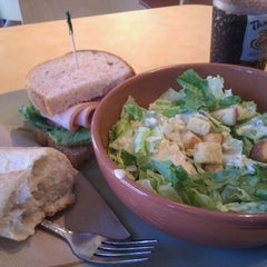 Photo taken at Panera Bread by AD r. on 5/12/2012