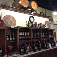 Photo taken at Ruby Hill Winery by Michael N. on 7/24/2012