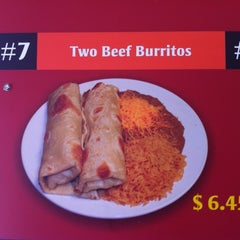 Photo taken at Albertacos by Bill B. on 8/12/2012