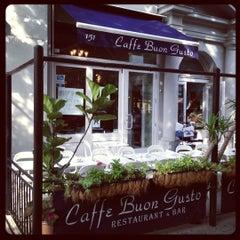 Photo taken at Caffe Buon Gusto by Ilya V. on 9/8/2012