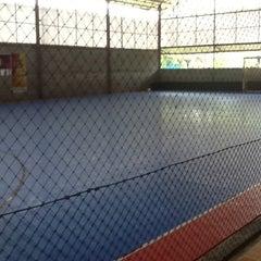 Photo taken at Rigafara futsal centre by Victory S. on 8/3/2012