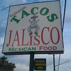 Photo taken at Tacos Jalisco by N5XTC on 8/11/2012