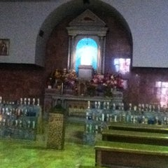 Photo taken at Iglesia San lorenzo by Gaby P. on 8/23/2012
