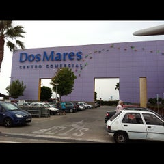Photo taken at Centro Comercial dos Mares by Mikel A. on 8/18/2012