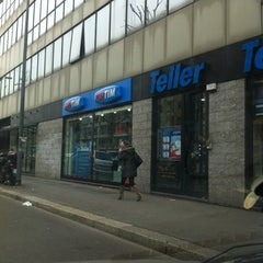 Photo taken at TELLER - Telecomitalia -TIM by MK TIBP on 3/8/2012