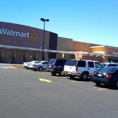 Photo taken at Walmart Supercenter by Benjaman H. on 4/6/2012