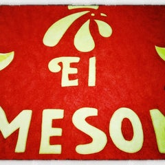 Photo taken at El Meson Mexican Restaurant by Rob B. on 3/25/2012