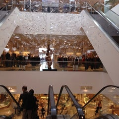 Photo taken at Neiman Marcus by Naotaka S. on 9/12/2012