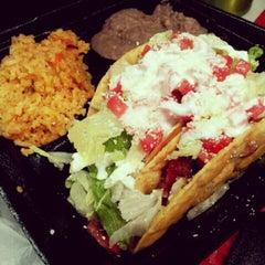Photo taken at Taco Fiesta by Pleasure Palate on 6/4/2012