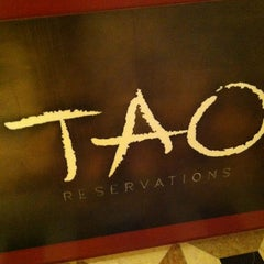 Photo taken at TAO Nightclub by Monica A. on 7/20/2012