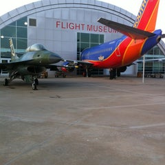 Photo taken at Frontiers of Flight Museum by DNA L. on 3/29/2012