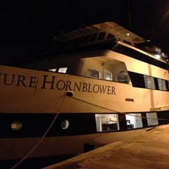 Photo taken at Hornblower Cruises & Events by Daniele L. on 8/16/2012