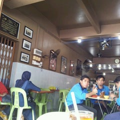 Photo taken at Lan Coffee House by Hafiz on 9/10/2012