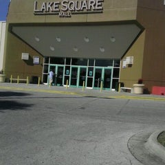 Photo taken at Lake Square Mall by Patty K. on 2/14/2012