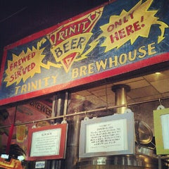 Photo taken at Trinity Brewhouse by Mark S. on 8/3/2012