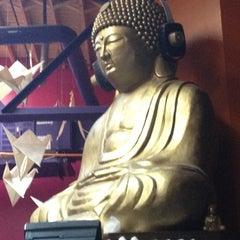 Photo taken at Dharma Lounge by cayoyin on 5/1/2012