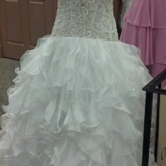 Photo taken at Audra's Bridal Gallery by Becky K. on 6/9/2012
