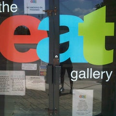 Photo taken at The Eat Gallery by Russell G. on 7/20/2012
