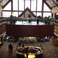 Photo taken at River Rock Casino Resort by Clari V. on 3/17/2012