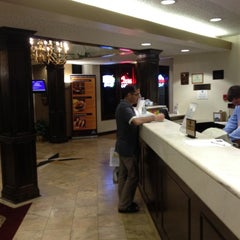 Photo taken at Best Western Lehigh Valley Hotel & Conference Center by Peter T. on 8/23/2012