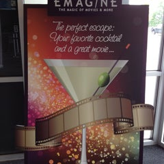 Photo taken at Emagine Woodhaven by Margaret F. on 8/16/2012