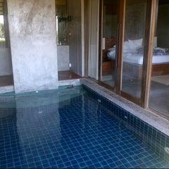 Photo taken at Sala Talay Resort, Krabi by Solignac G. on 8/15/2012